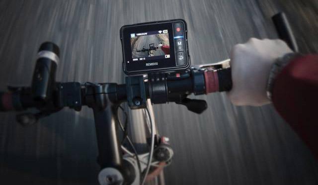 Крепление пульта GoPro HERO на руль